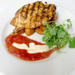 Qube Special: Chargrilled Cajun chicken