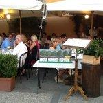 Ristorante il Giglio Lucca consigliato dalla Rondine casa vacanze Lucca.