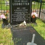 Huddie William Lead Belly Ledbetter's Grave