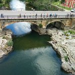 Desde el Puente Romano