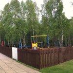 Kids play park
