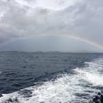 enroute to the St. John dive sites