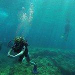 towards the open sea :)