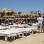la spiaggia Viva beach