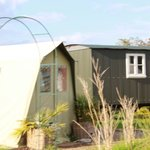 another glamping unit