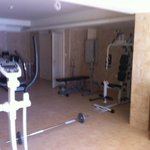 The 'fitness room'