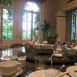 salle de dejeuner