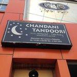 Chandani Tandoori - ingreso