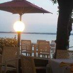 ristorante vista lago