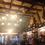 L'ingresso e il bar