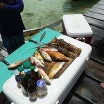 Lobster Spear Fishing tour feast -Beach BBQ!
