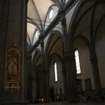 Inside of the duomo. Nothing fancy.