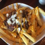 Cheese chilli fries? (Terrible!)