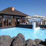 Drago pool area