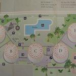 Plan clubhotel Riu Waikiki Grand canaria