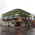 Bourbon street de jour