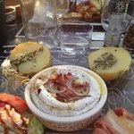 Camembert au four !