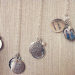 'the vintage pearl' photo lockets