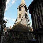 La torre campanaria