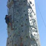 Climbing Up at Pollace's