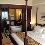 Very nice and stylish room.