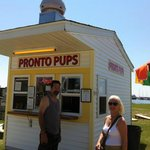 Tawas Bay Pronto Pup
