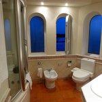 bathroom in suite 210