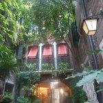 Hotel Flora , Jardin