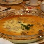 Steamed Egg Dish