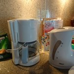 Full size  kettle & Coffee maker