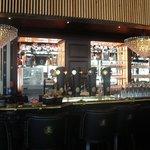 une vue du bar