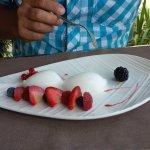 Le dessert aussi beau que bon