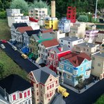 San Francisco Miniland in Legoland Florida