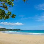 The most famous beach in panama