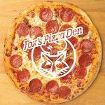 Best Pizza in Town - piping hot & delivered to your door!