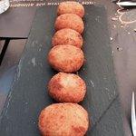 croquetas cremosas de jamon