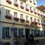 Hotel Goldener Hirsch Rothenburg