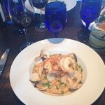 More seafood than rice - Seafood Risotto