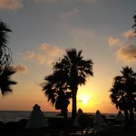 Sunset over Pafos 3
