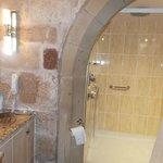 Best ever walk in shower room 2 De Luce