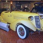 1935 Auburn Boat Tail Speedster