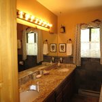 Bathroom, Bear Den Suite