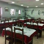 Restaurante Sereia do Atlântico.