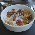 Nutrient breakfast, top quality!