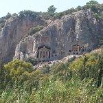 Dalyan Necropolis