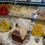 A few of the cakes on Gala evening