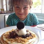 Orio pancake