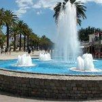 Marina End Fountain