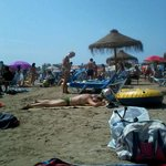 Excelente playa