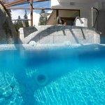 Una Nuotata in un posto incantevole